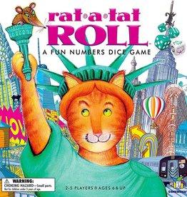 Gamewright Rat A Tat Roll