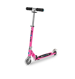 Micro Scooter Micro - Sprite Pink LED