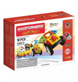 Magformers Magformers - WOW PLUS SET