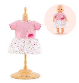 "Corolle Corolle - 12"" Doll's Dress Swan Royale"