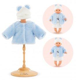 "Corolle Corolle - 12"" Doll's Coat Winter Sparkle"