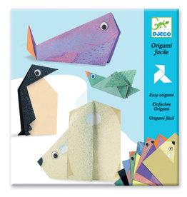 Djeco Djeco - Polar Animals Origami