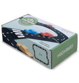 Way To Play Waytoplay Highway 24 piece
