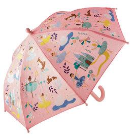 Colour Change Umbrella - Enchanted Pink
