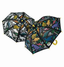 Floss & Rock Colour Change Umbrella - Dino