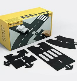 Way To Play Waytoplay - King Of The Road 40 pieces