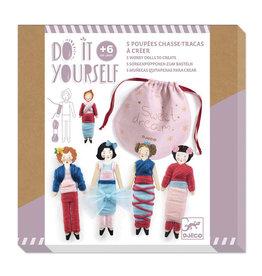 Djeco Djeco - Do It Yourself Worry Dolls To Create