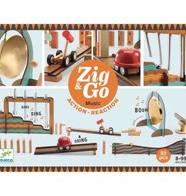 Djeco Djeco - Zig  & Go Music Set 52 pce