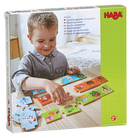 Haba HABA - Matching Seasons Puzzle