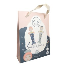 Fabelab Mini Makers - Mermaid Friend Kit