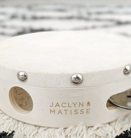 Jaclyn & Matisse Jaclyn & Matisse - Tamborine Drum