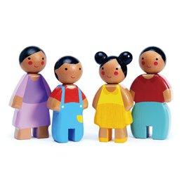Tender Leaf Toys Tender Leaf Toys - Sunny Doll Family