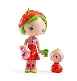 Tinyly Tinyly - Berry & Lila