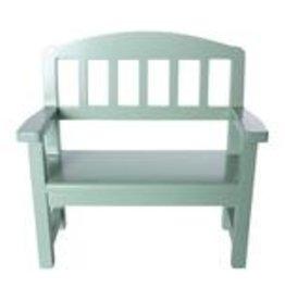 Maileg Maileg - Wooden Bench Green