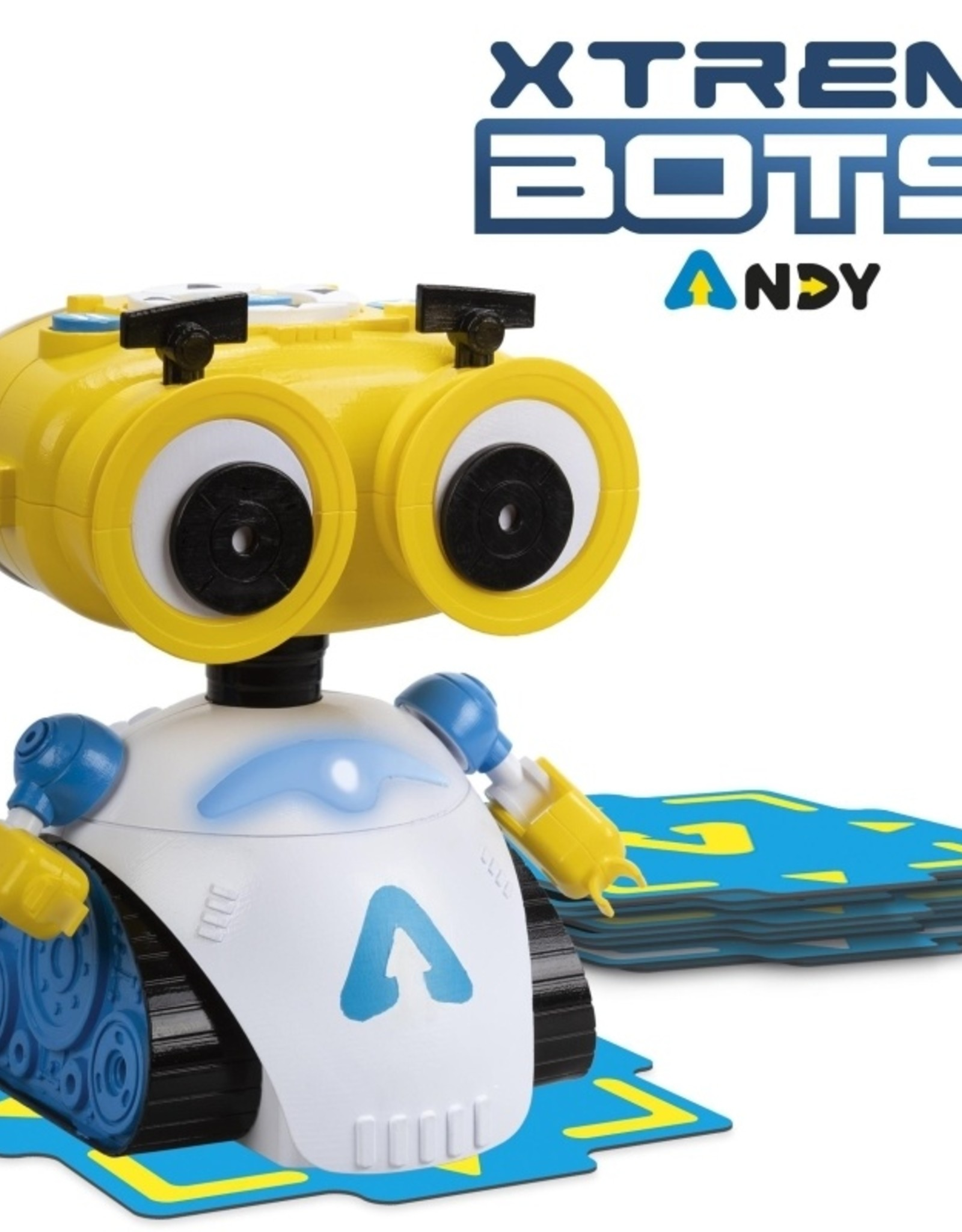 Hex Andy My First Programmable Robot Xtream Botz