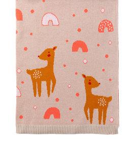 Indus Design Indus - Bambi Blanket