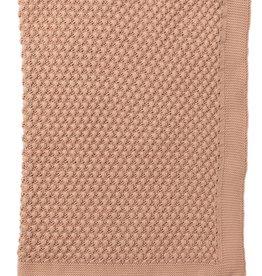 Indus Design Indus - Mini Popcorn Blanket Blush