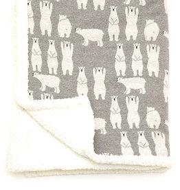 Indus Design Indus - Pedro Polar Bear Blanket