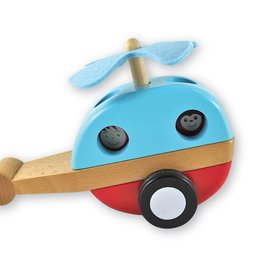 Discoveroo Discoveroo - Magnetic Stacking Helicopter