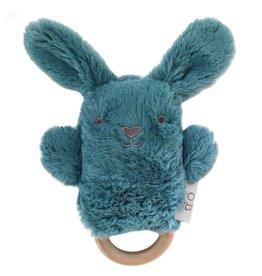 O B Designs O.B Designs - Wooden Teether Banjo Bunny