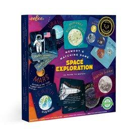 Eeboo Eeboo - Space Exploration Matching Game