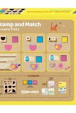 4M Avenir - Stamp & Match Pets