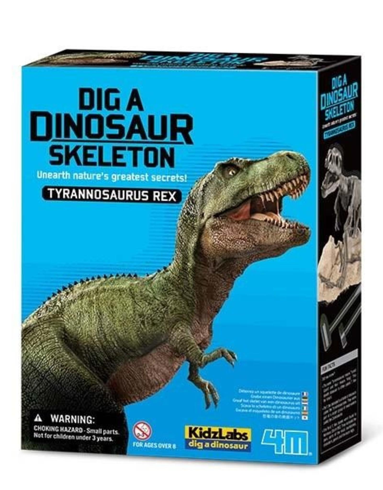 4M 4M Kidzlabs - Dig A Dinosaur T-Rex