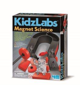 4M 4M Kidzlabs - Magnet Science