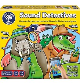 Orchard Toys Orchard Toys - Sound Detectives