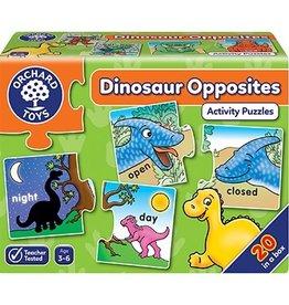 Orchard Toys Orchard Toys - Dinosaur Opposites