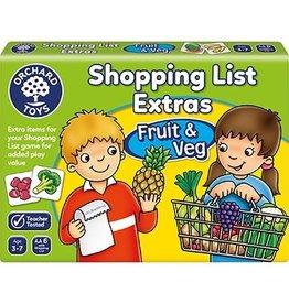 Orchard Toys Orchard Toys - Shopping List Extras Fruit & Veg