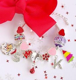 Lauren Hinkley Lauren Hinkley - Merry Little Christmas Charm Bracelet