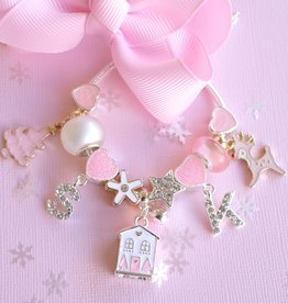 Lauren Hinkley Lauren Hinkley - Gingerbread Charm Bracelet