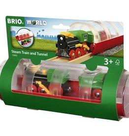 Brio BRIO - Steam Train & Tunnel (33892)