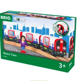 Brio BRIO - Metro Train