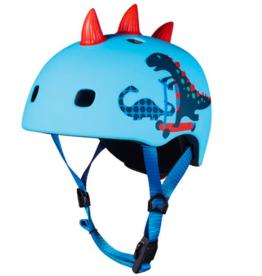 Micro Scooter Micro Helmet - 3D Scootersaurus Small
