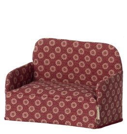 Maileg Maileg - Couch Mouse Red