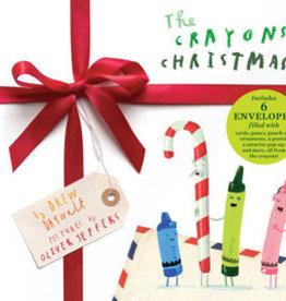 Books - The Crayons Christmas