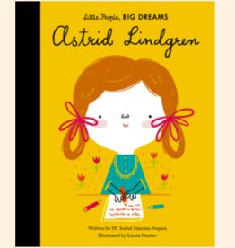 Little People, Big Dreams - Astrid Lindgren