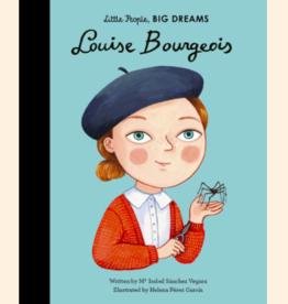 Little People, Big Dreams - Louise Bourgeois