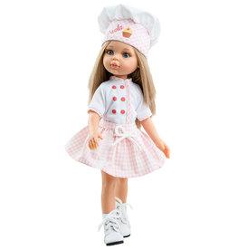 Paola Reina Paola Reina - Carla Pasterera Doll 32cm (4657)