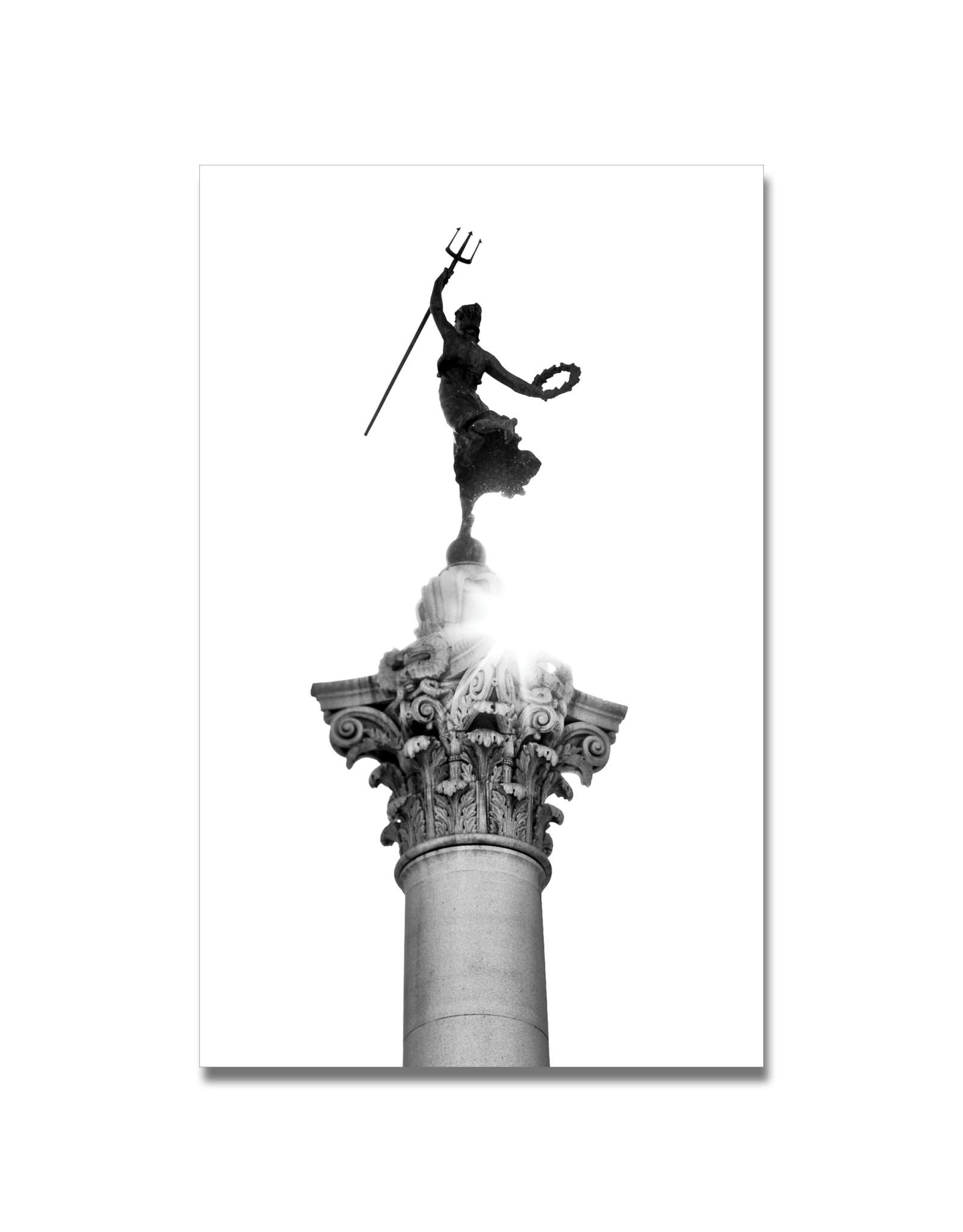 Goddess of Victory (B&W)