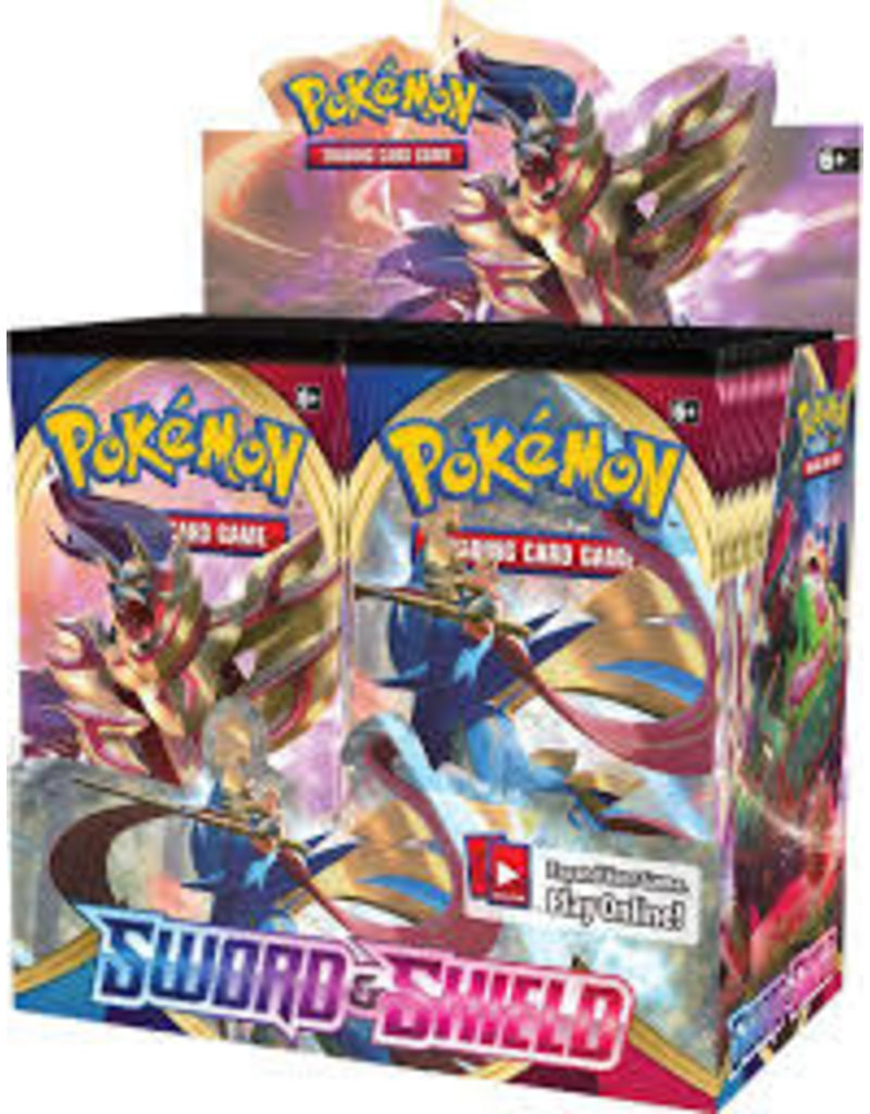 Sword and Shield Booster Pack