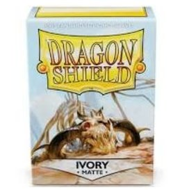 Dragon Shields Dragon Shield Matte Ivory