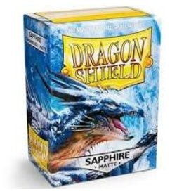 Dragon Shields Dragon Shield Matte Saphire