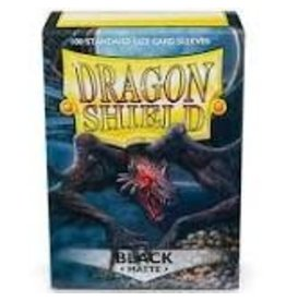 Dragon Shields Dragon Shield Matte Black
