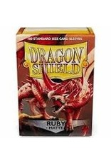 Dragon Shields Dragon Shield Matte Ruby
