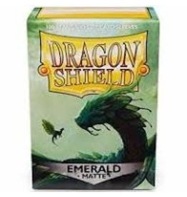 Dragon Shields Dragon Shield Matte Emerald