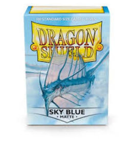 Dragon Shields Dragon Shield Sky Blue Matte