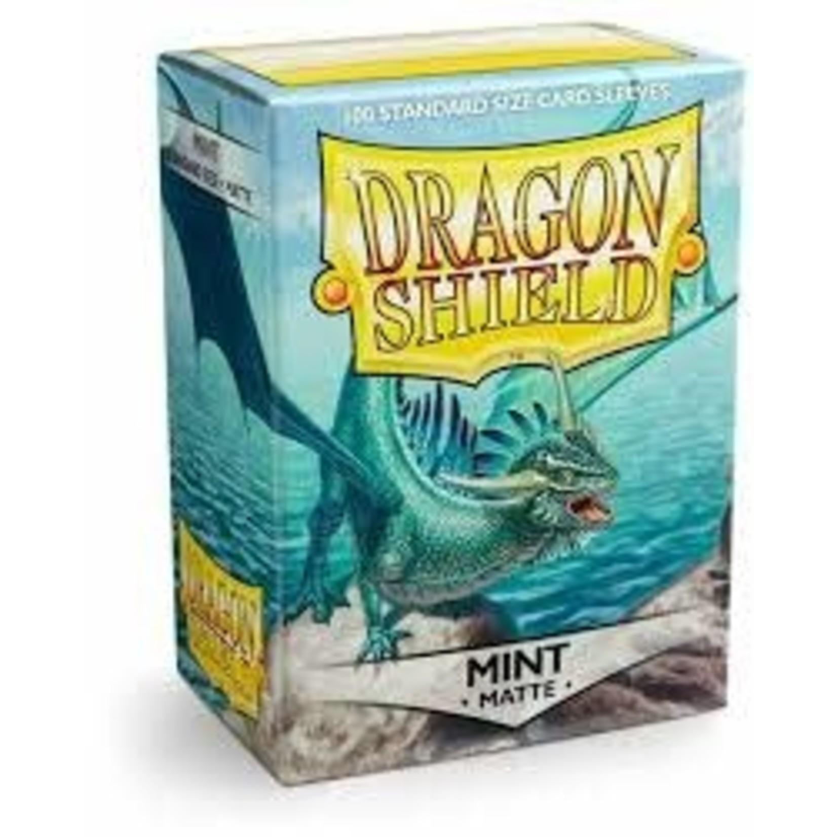 Dragon Shields Dragon Shield Mint Matte